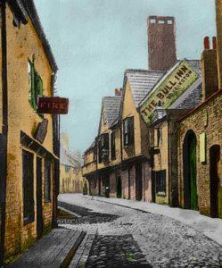 Bull Lane Gloucester