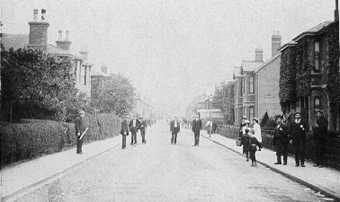Howard Street Gloucester