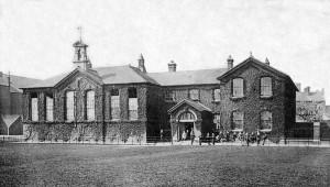 The Crypt School, Brunswick Rd.