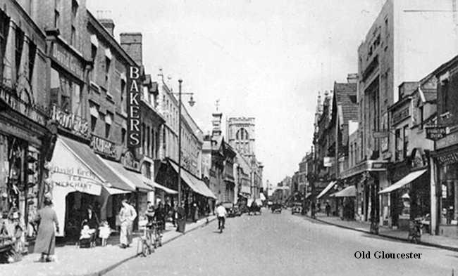Eastgate St Gloucester