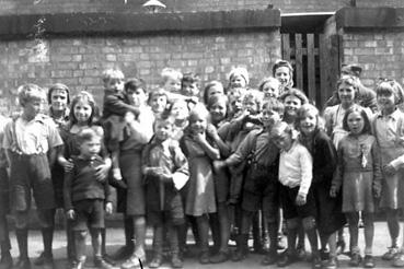 More happy children in Tredworth