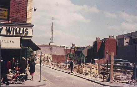 Kings Square Development