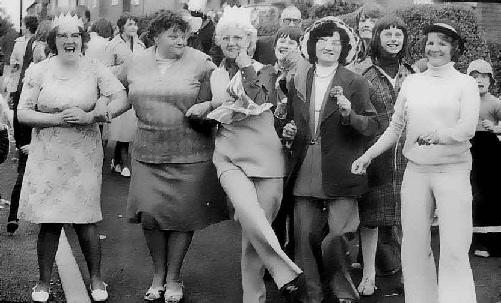 the silver jubilee of Queen Elizabeth II in 1977