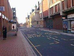 Brunswick Road Gloucester