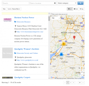 Gloucestershire local directory